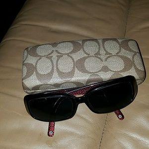 COACH Sunglasses Megan S427